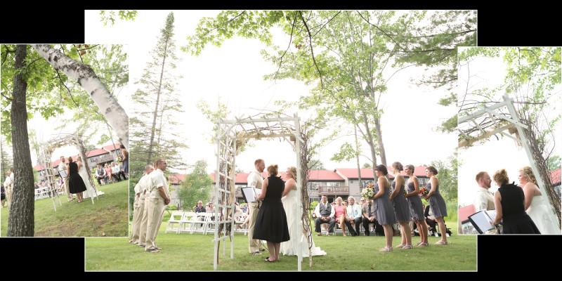 Wisconsin Wedding Album Photography